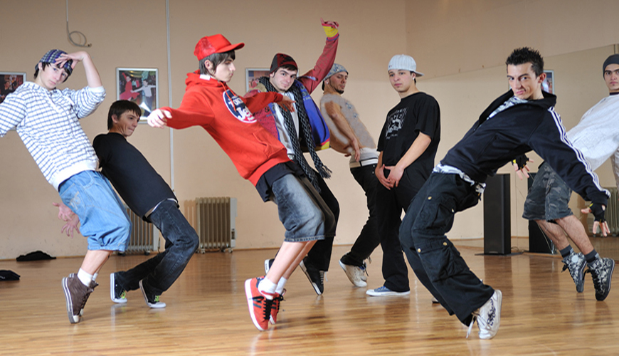 Teen Hip Hop Dance 95